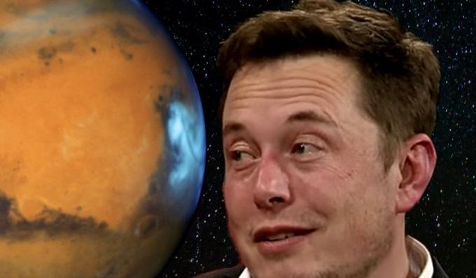 Илон Маск: Империя будущего