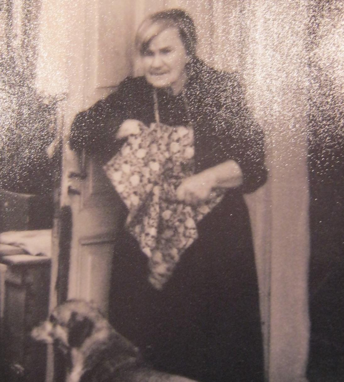 Из архива. Неизвестное письмо Марии Степановны Волошиной