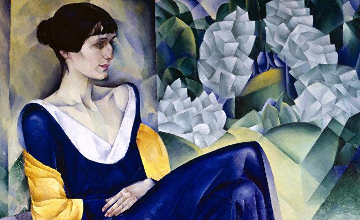 130 лет со дня рождения Анны Ахматовой. Одно стихотворение