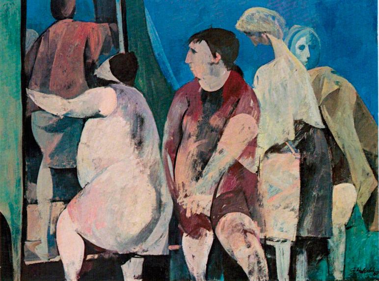 Художник Сергей Голлербах (1923-2021)