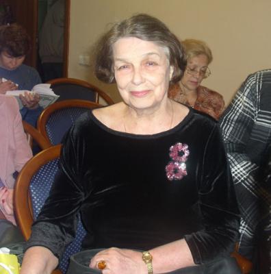 Валентине Синкевич – 90