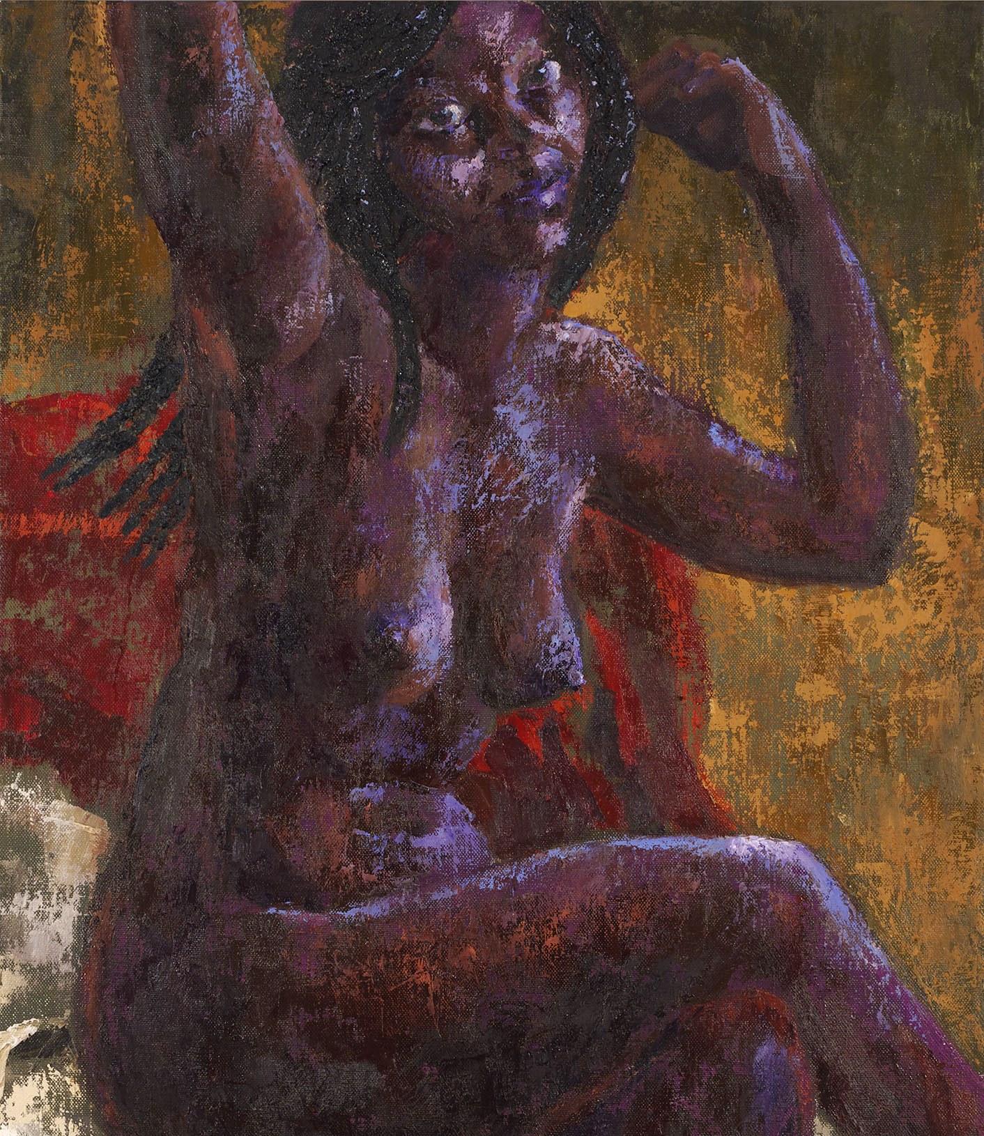 Пускают не всех. На выставке Анатолия Чечика «LEPORELLO» в московском музее им. Бахрушина