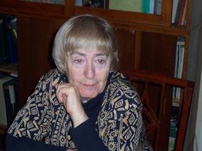 О Елене Цезаревне Чуковской. 6 августа 2017-го ей исполнилось бы 86