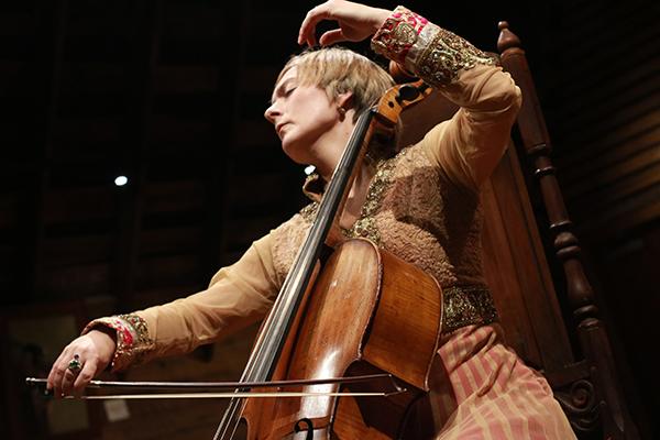 Музыкант о музыке. Виолончелист и композитор Татьяна Анисимова отвечает на вопросы философа Лидии Ворониной
