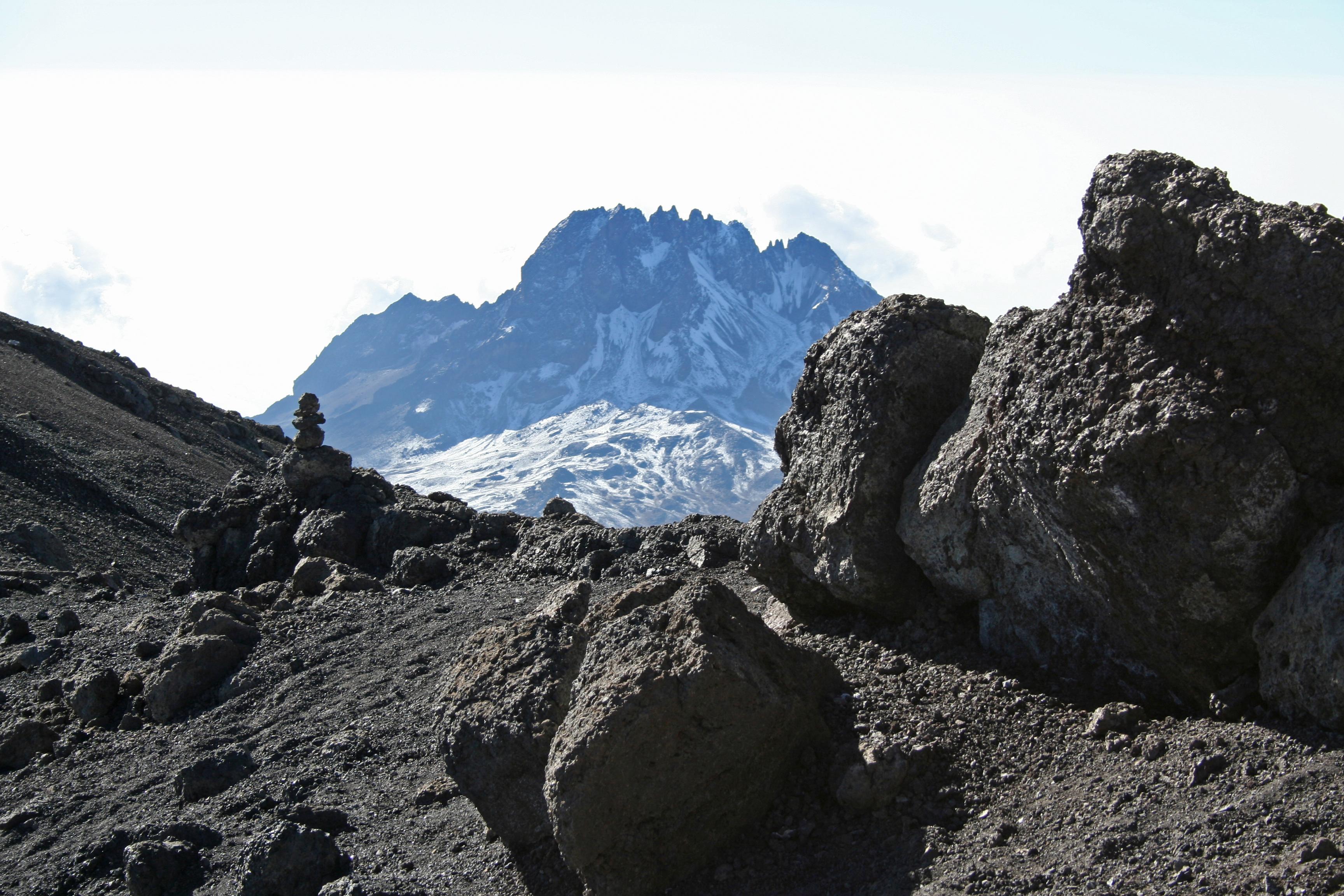 Путешествие без границ с Юрием Брилем. На Килиманджаро. Часть 2