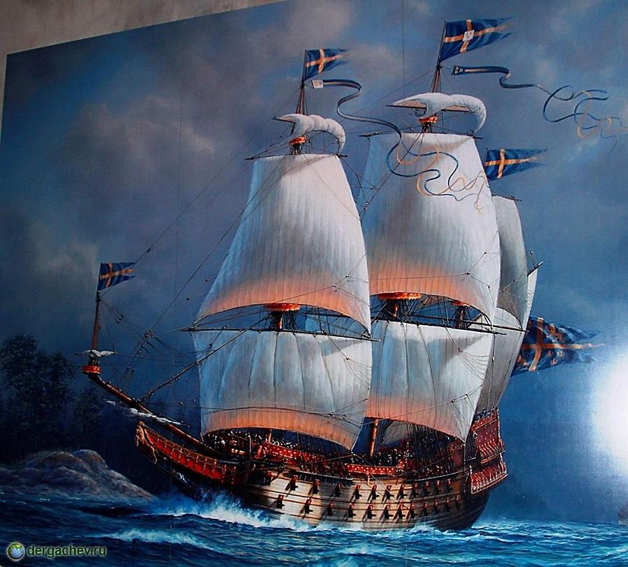 Корабли-памятники. Часть 5. Корабль «Васа» - шведский «Титаник»