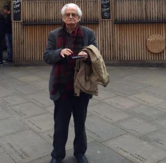 Марлен Хуциев в Лондоне