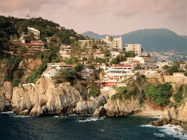 Путевые заметки: Акапулько