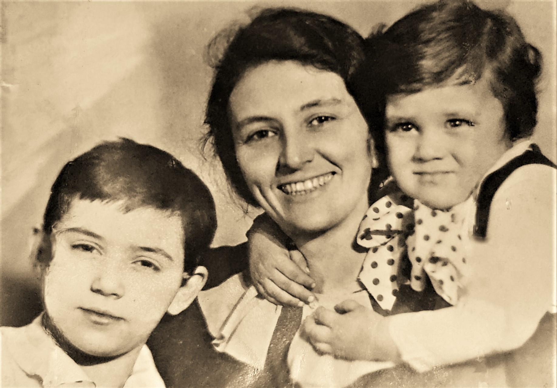 Из семейного архива. Наташа Роскина и ее близкие. Часть 2. Мамы больше нет
