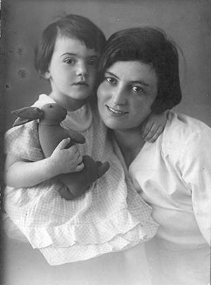 Из семейного архива. Наташа Роскина и ее близкие