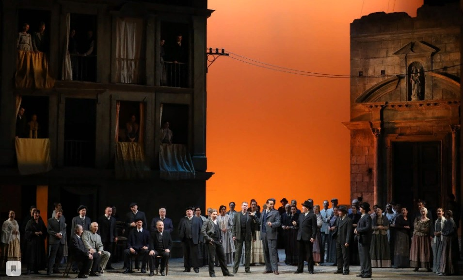 Питерская оперная осень 2020. Из записок на коленке