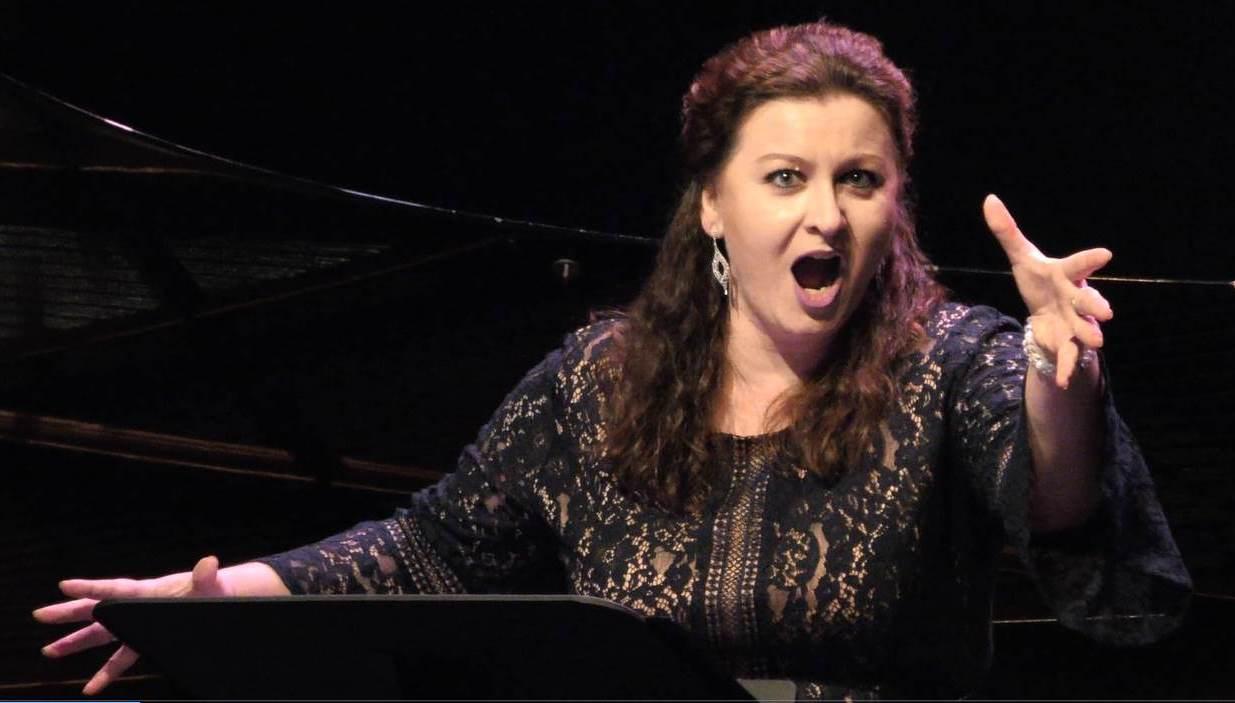 Марина Цветаева Александра Журбина: концерт в Вашингтоне