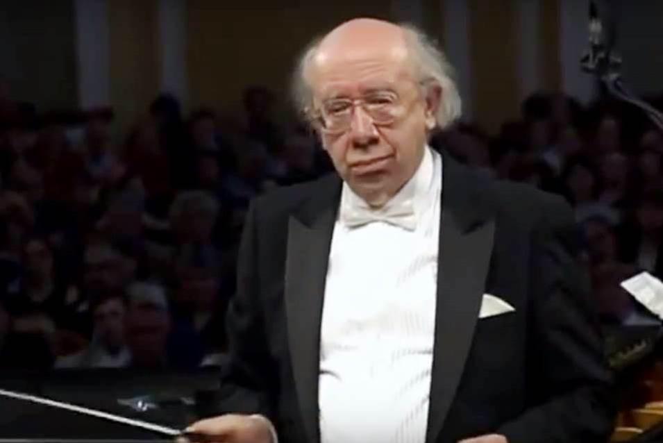 На 88 году жизни скончался Геннадий Николаевич Рождественский, великий музыкант нашего времени