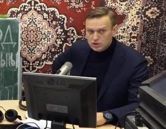 Алексей Навальный - своим избирателям, 5 декабря 2017 год