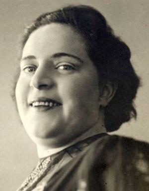 Начальница Маглага А.Р. Гридасова (1941)