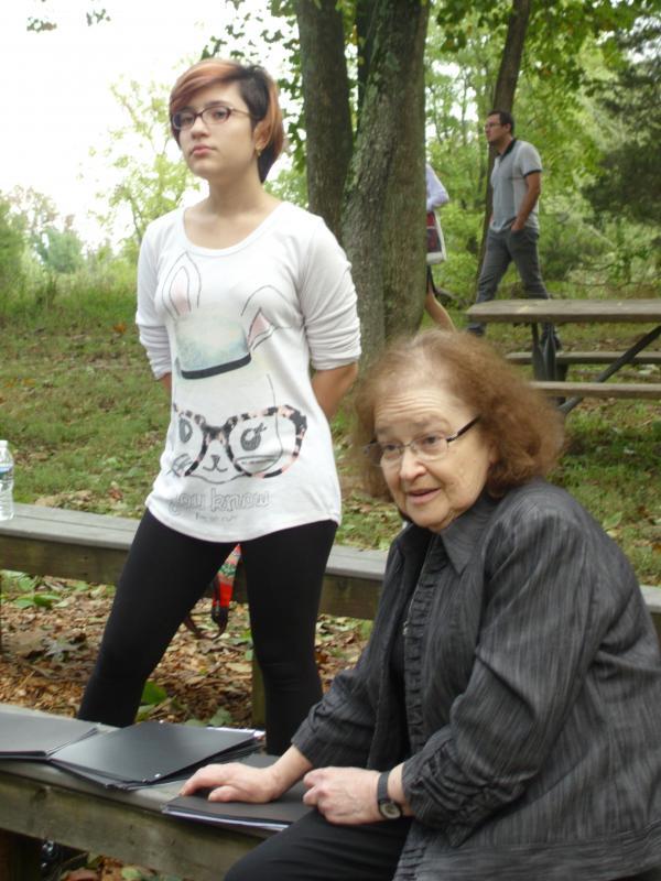 Церина Таннен, директор школы «Буква»