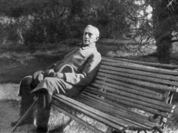 Иван Бунин в Париже