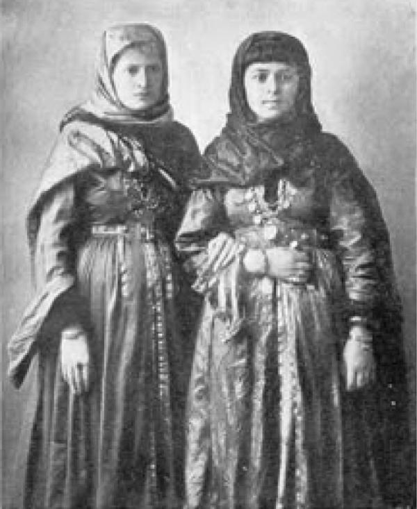 горские евреи фото