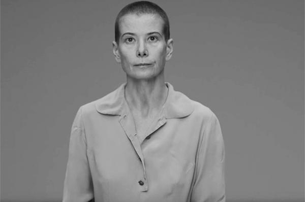 Ольга - Юлия Высоцкая. Кадр из фильма