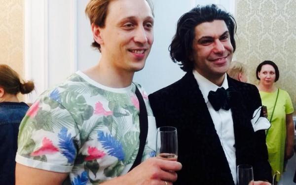 Дмитриченко  и Цискаридзе