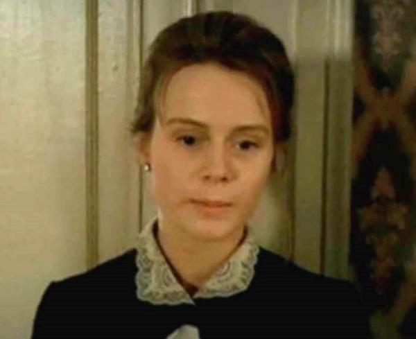 Алла Юганова (вторая жена Достоевского)