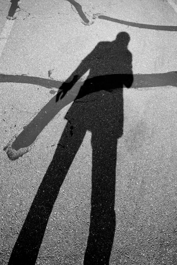© Alex Stefan. Shadow Figure #2