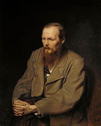 Василий Перов. Портрет Федора Достоевского. 1872