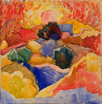 А.Волков. Вода и камни