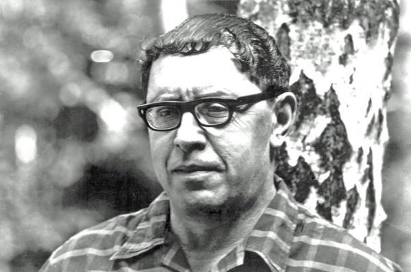Юрий Трифонов, лето 1977, Красная Пахра. Из личного архива Ольги Трифоновой-Тангян