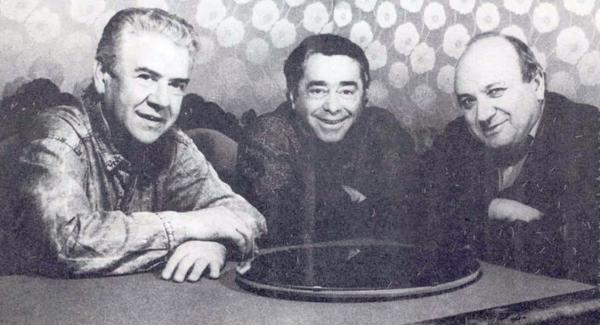 Жванецкий, Карцев и Ильченко