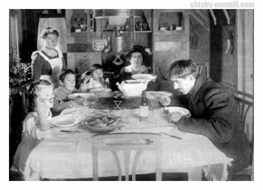 Семья Корнея Чуковская, фото с сайта chtoby-pomnili.com/