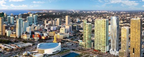 В Майами в наши дни наблюдается бум продажи жилья, причем, особым спросом пользуется сверхдорогое жилье...