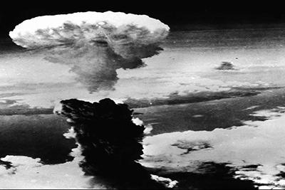 Хиросима: Когда взорвется бомба?