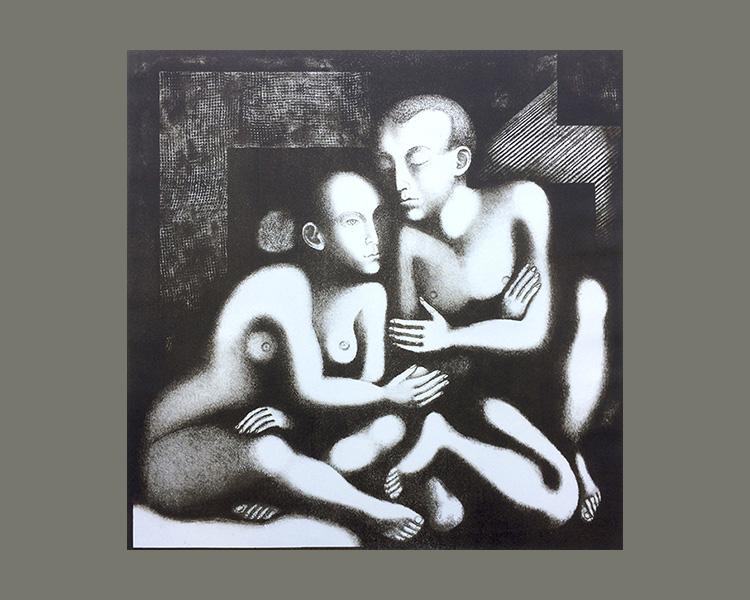 На выставке Ольги Булгаковой в галерее «Культпроект» летают настоящие ангелы