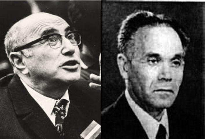 Как поссорились Яков Борисович с Иосифом Самуиловичем